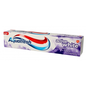 AQUAFRESH Active White pasta do zębów 125 ml
